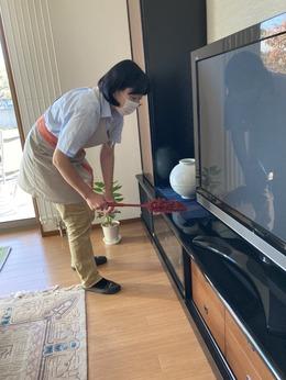 ニーズ拡大中!お掃除や家事の代行を通じて、『豊かな時間』を提供できるやりがいの大きな仕事です。